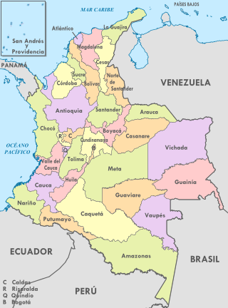 vagas colombia