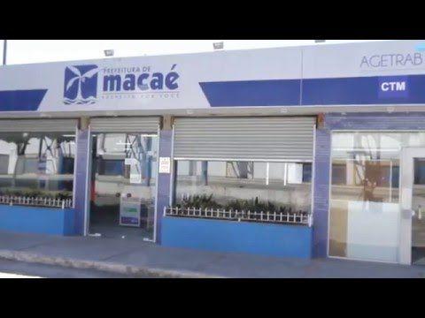Agetrab Macaé