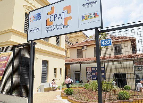 CPAT Campinas fachada