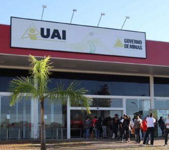 entrada UAI Uberlândia