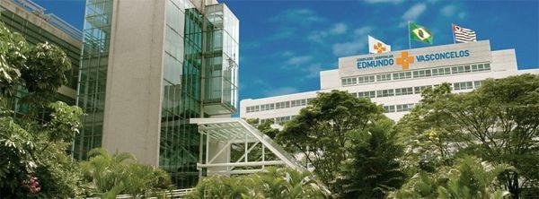 Hospital Edmundo Vasconcelos fachada
