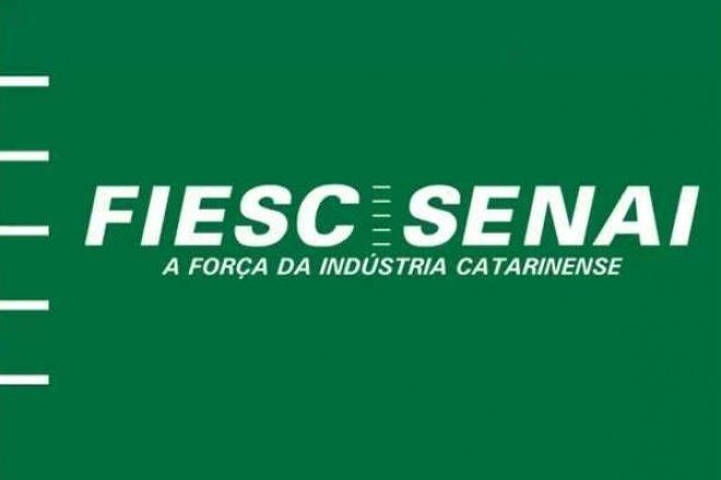 SENAI SC logo
