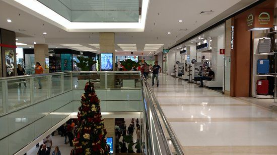 Shopping Ibirapuera por dentro