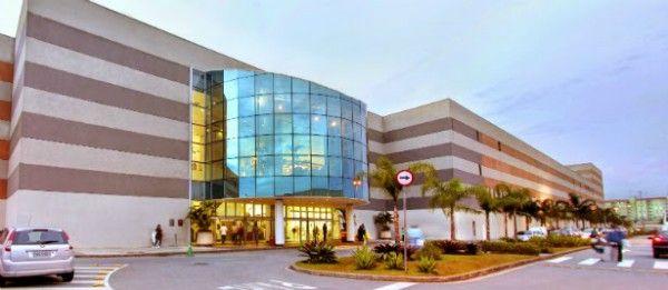 Shopping Itaquera entrada