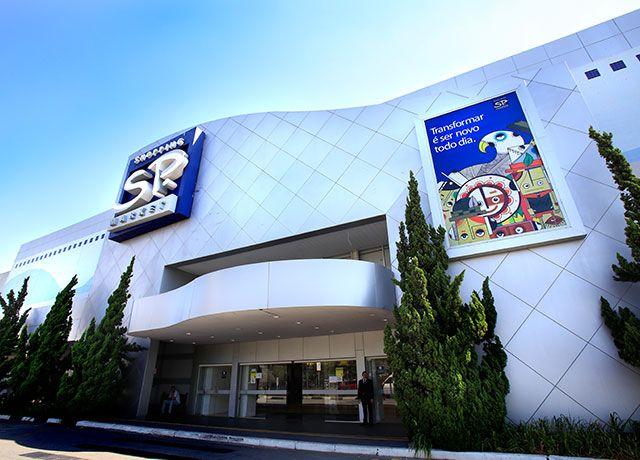 Shopping SP Market entrada