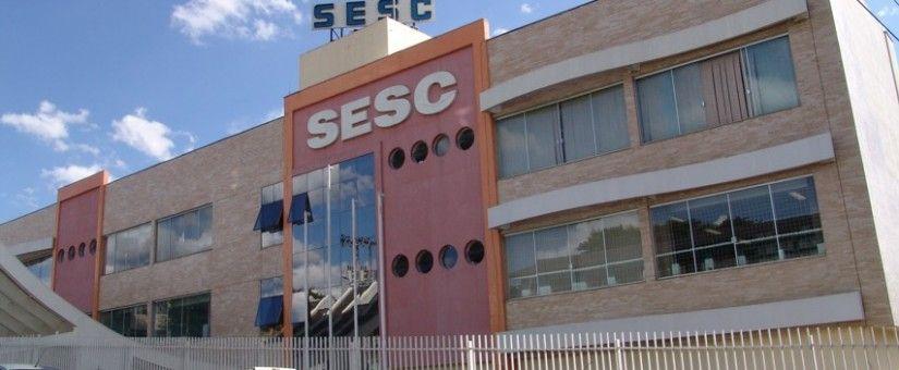 entrada SESC SC