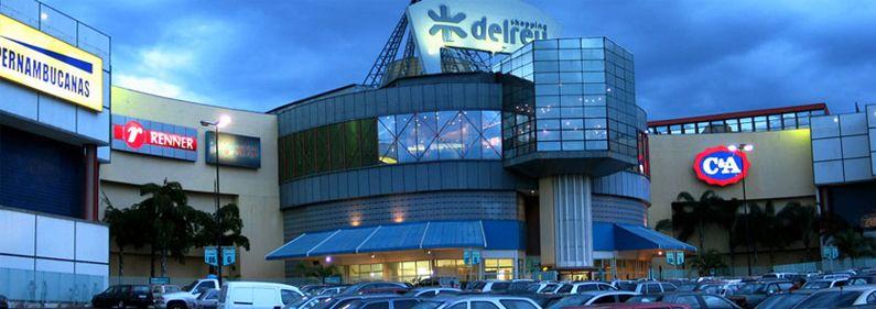 entrada Shopping Del Rey