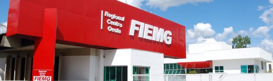 entrada do FIEMG Centro Oeste