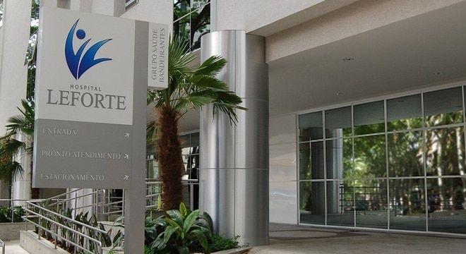 hospital leforte entrada