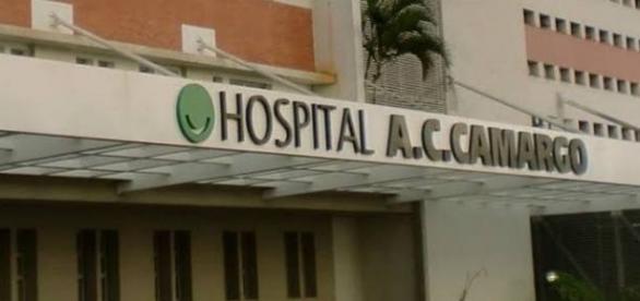 logo Hospital AC Camargo