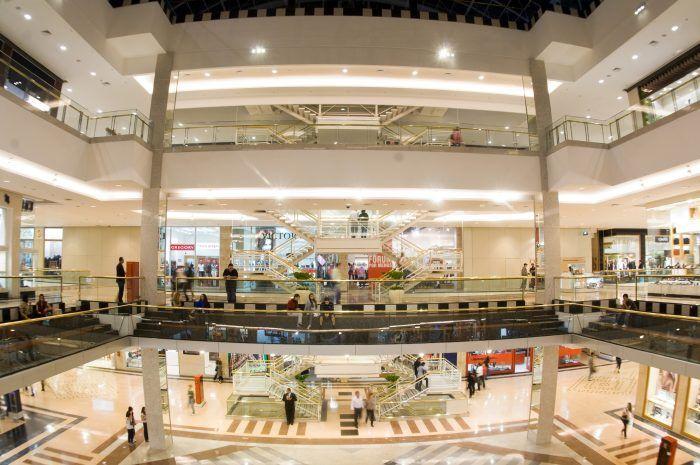 por dentro Shopping Anália Franco