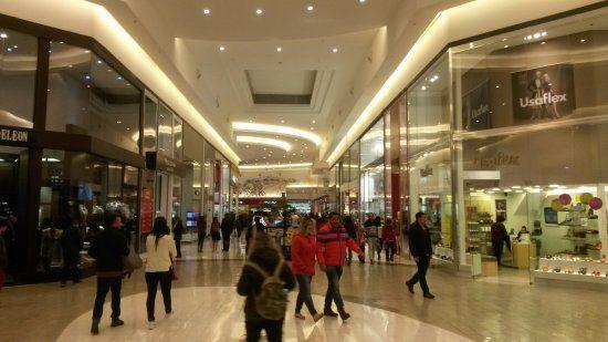 por dentro Shopping SP Market