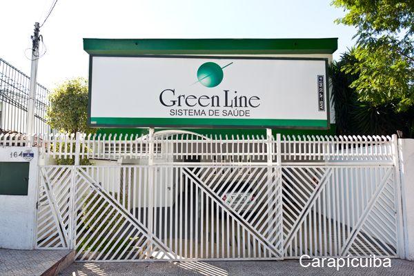 unidade greenline