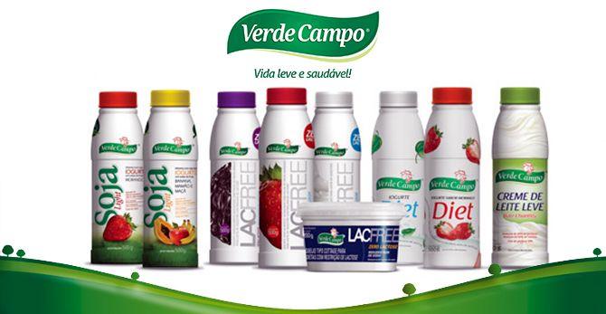 produtos verde campo
